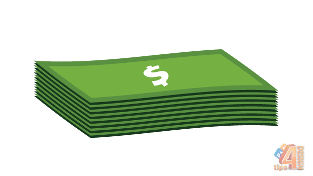 623x350 Stack Of Money Images Clipart Panda