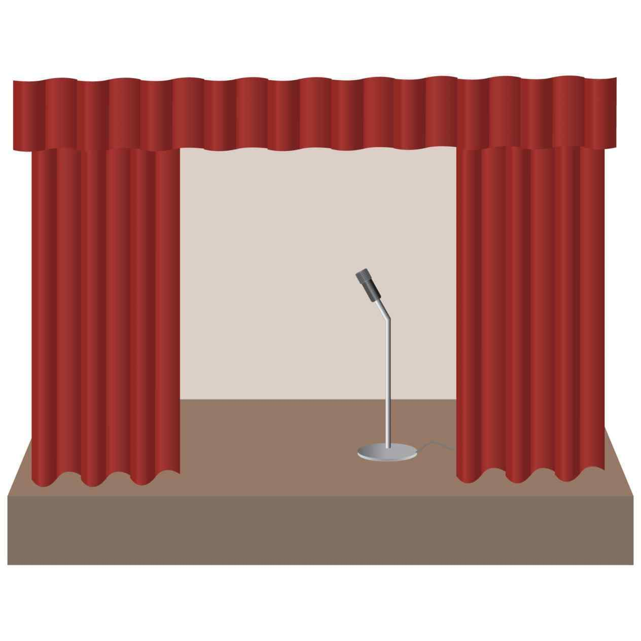 1264x1264 How To Draw Stage Curtains Step By Okeviewdesignco