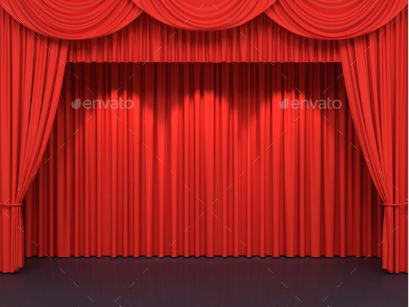 590x442 Stage Curtains Red Stage Curtains Backgrounds Stage Curtains