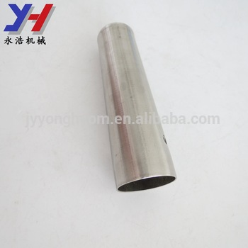 350x350 Customized Stainless Steel Deep Drawing Cone Pipe