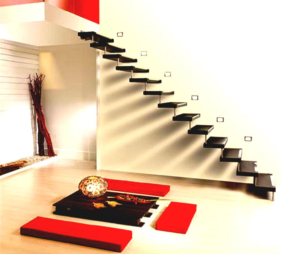 974x880 Home Design Simple Staircase Drawing For Contemporary Homr