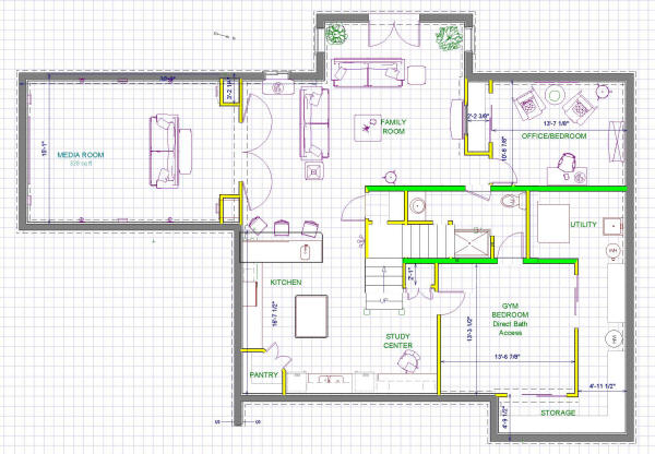 Stairs Plan Drawing At Getdrawings Com Free For Personal Use