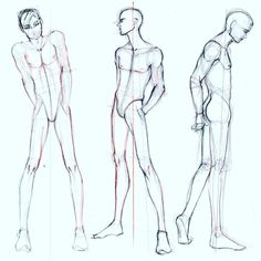 236x236 Copy's And Studies Kate Fox Male Body's Part 4 By Wonderingmind23