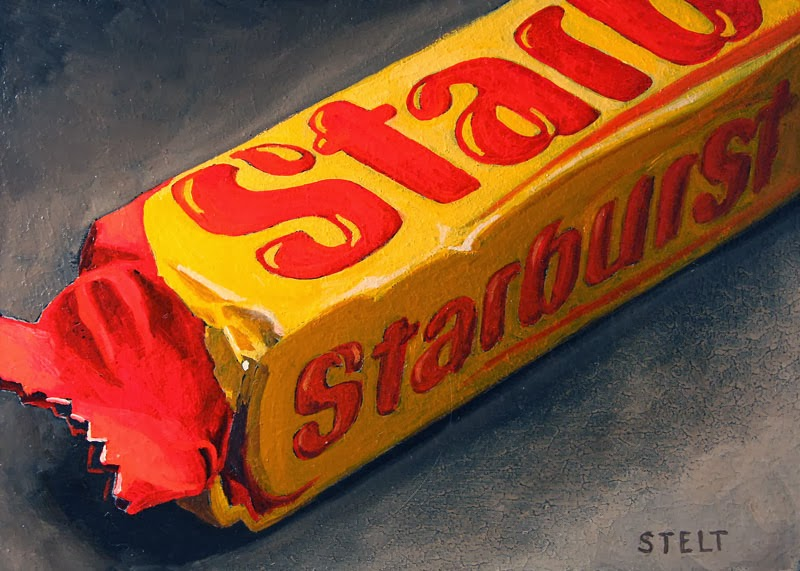 800x571 Paintings From A Small Town Starburst Fruit Chews