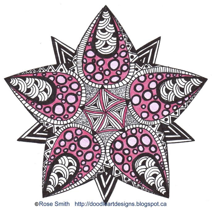 687x682 Doodle Art Designs Zendala Dare