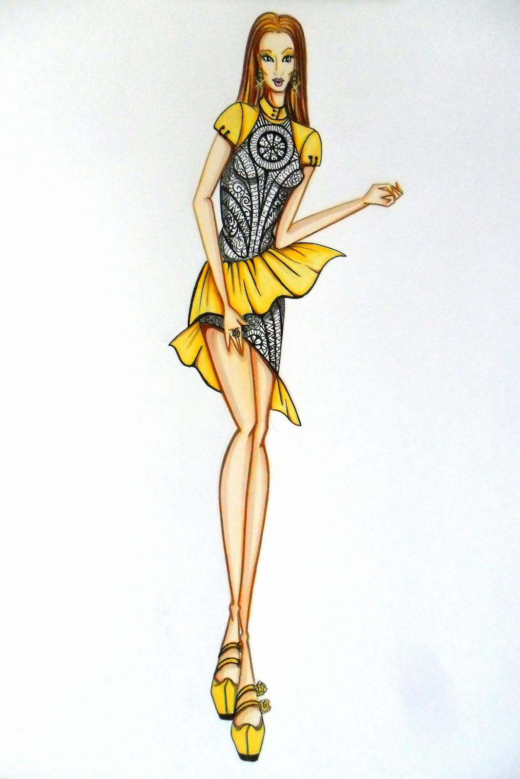 1067x1600 Stellita Pink Star Collezione Post Modern Fashion Design My