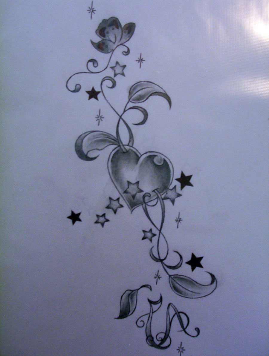 Star Tattoo Drawing At Getdrawings Free For Personal Use Star