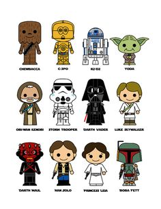 236x305 How To Draw Star Wars Characters