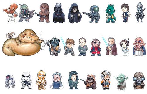 500x319 Help Naming A Few Star Wars Characters Star Wars