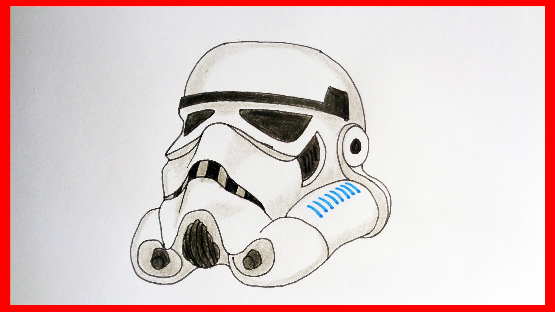 1920x1080 How To Draw Stormtrooper, Star Wars Characters
