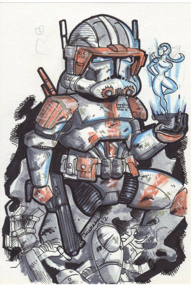 643x960 Star Wars Clone Trooper Fan Art Contest Sideshow Collectibles