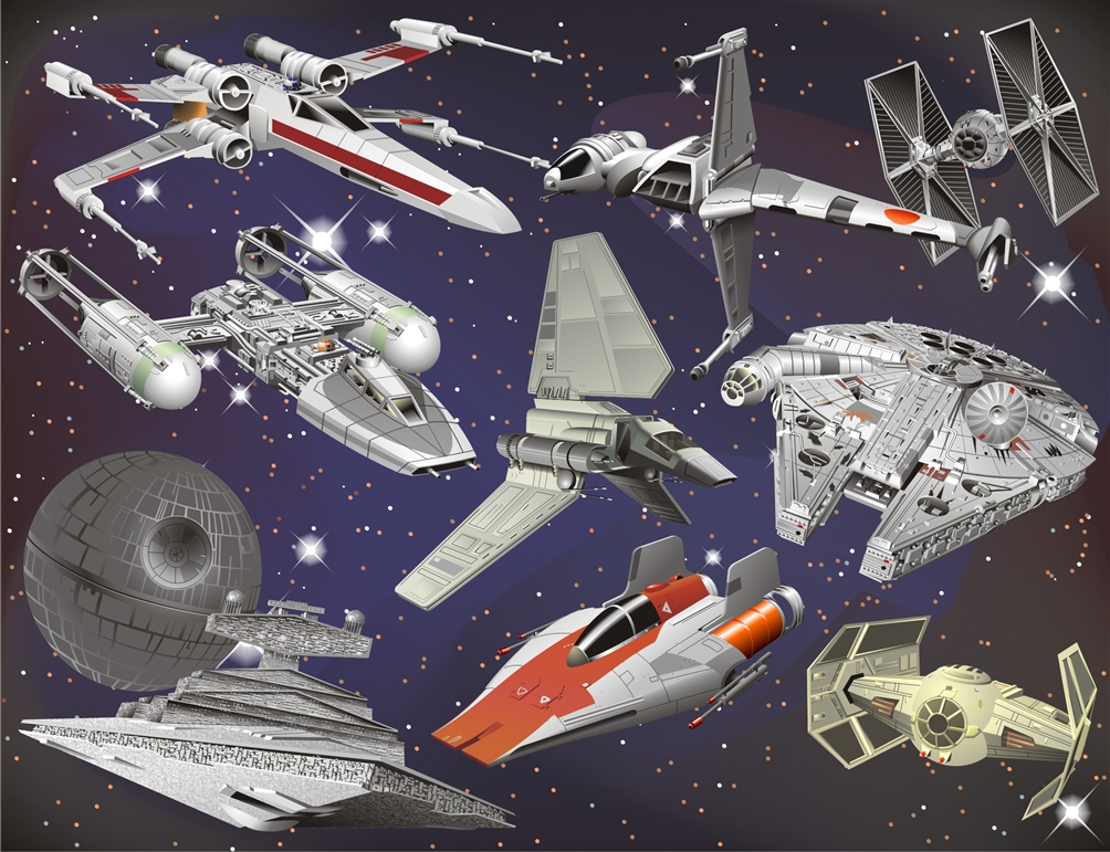 1004x771 Updated! The Ships Of Star Wars