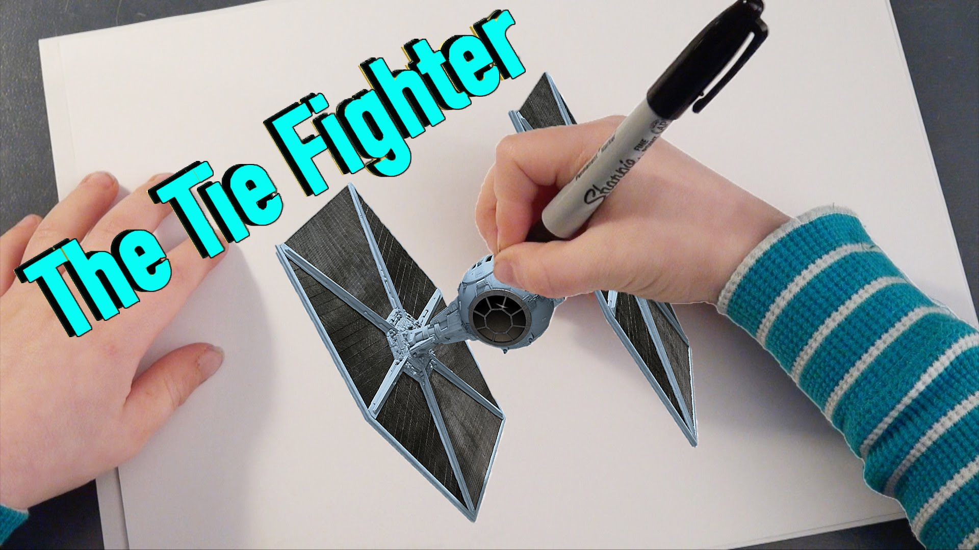 1920x1080 How To Draw Star Wars Spaceships