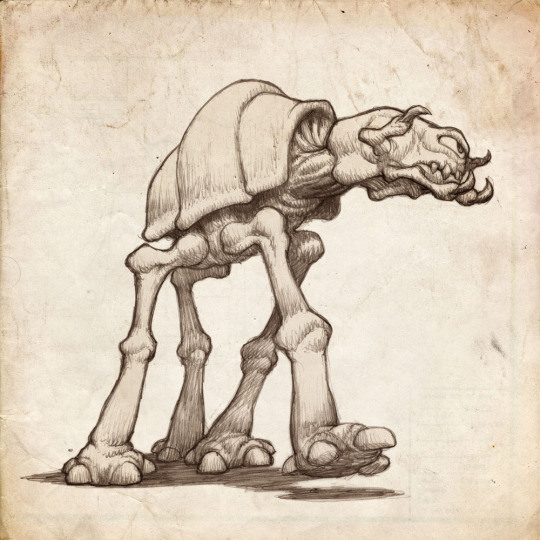 540x540 Star Wars Ship Monsters By Jake Parker Star Wars