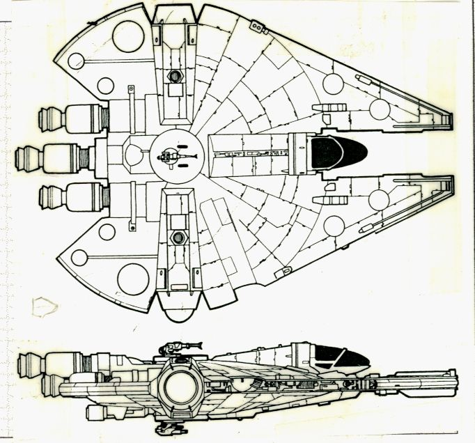 682x636 The Dagdamor Star Wars Ish Ships Air Ship