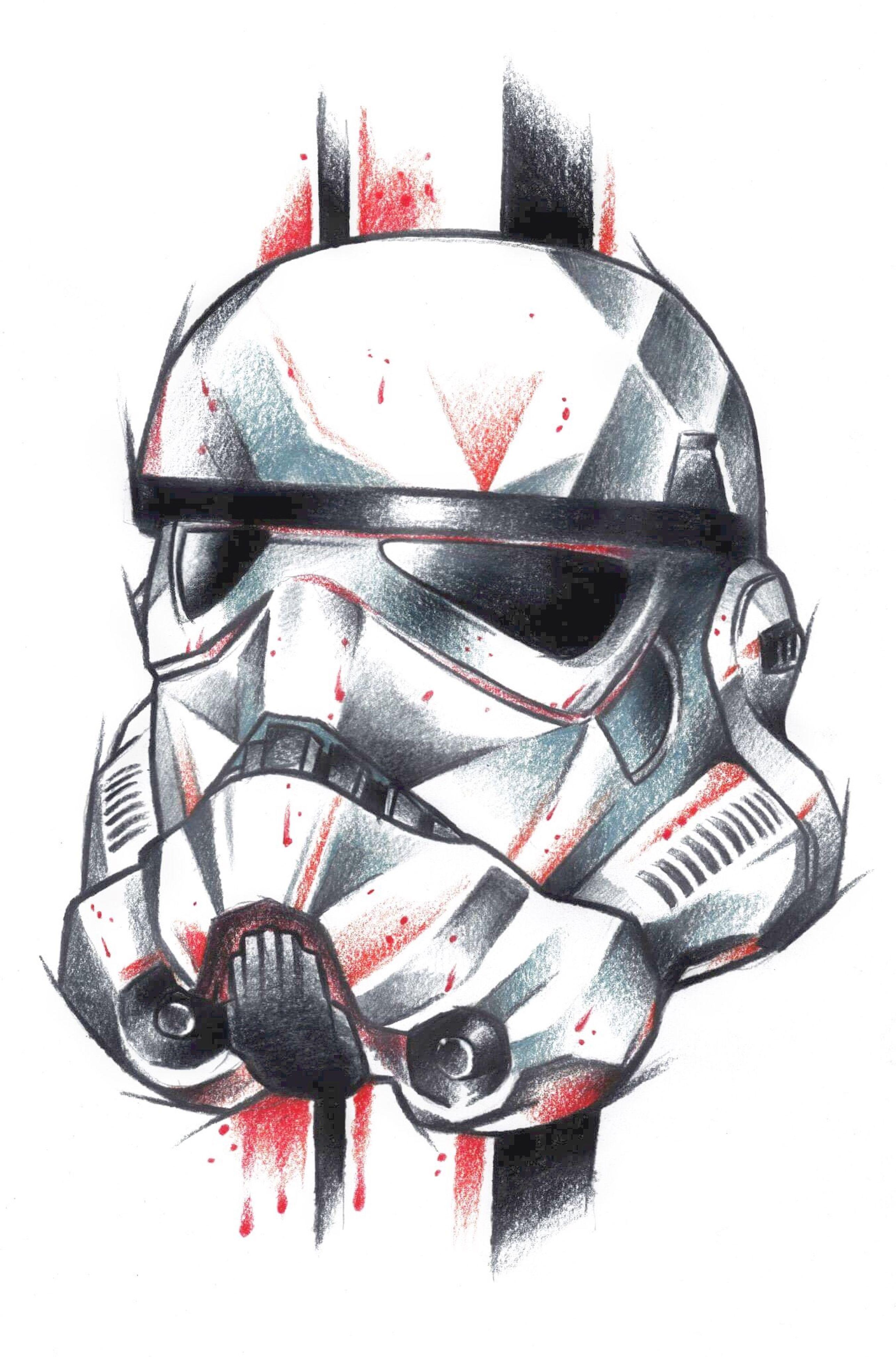 2575x3900 Star Wars Stormtrooper Helmet Drawing Tags Stormtrooper Helmet