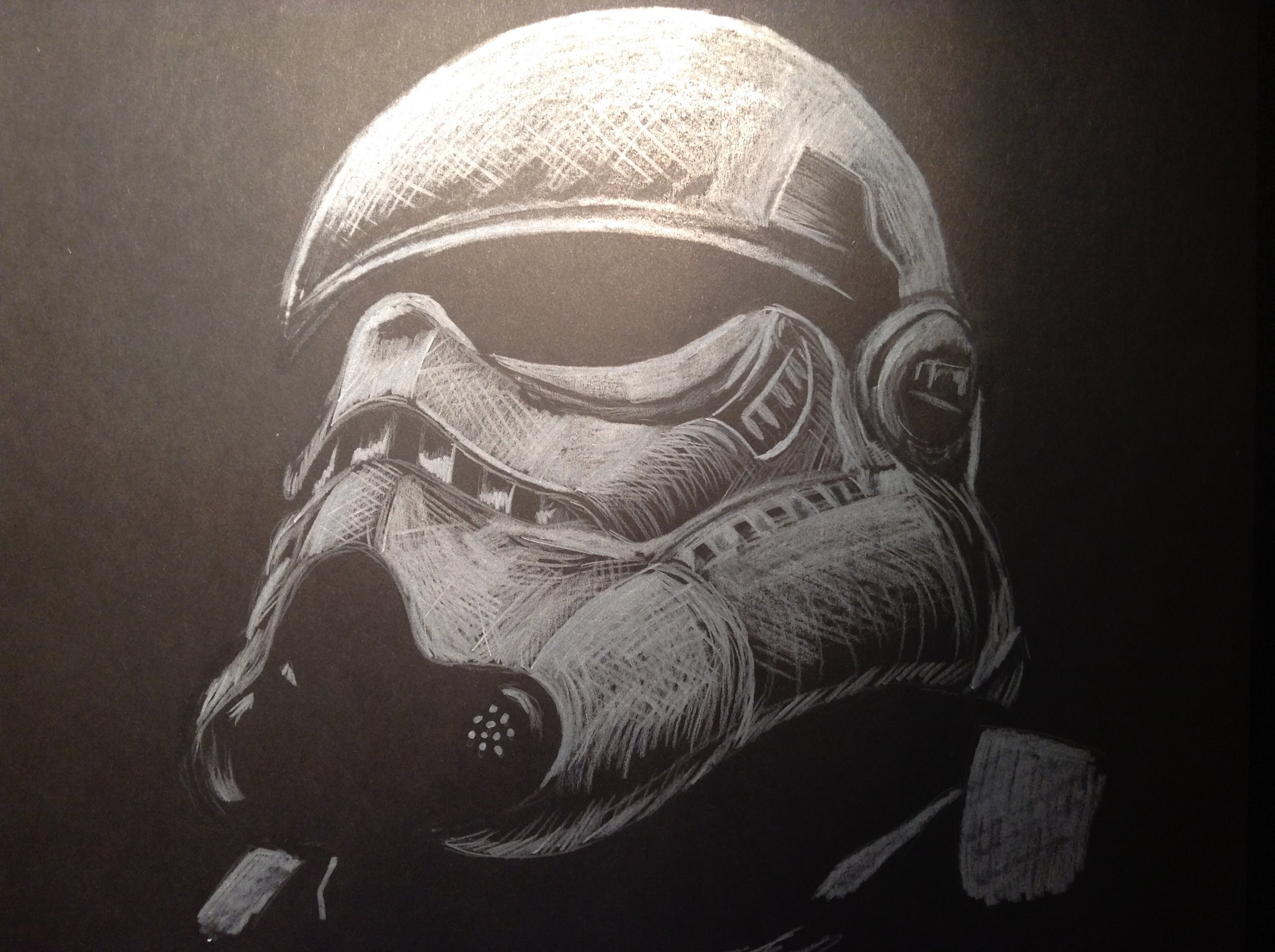 2592x1936 Drawing A Stormtrooper