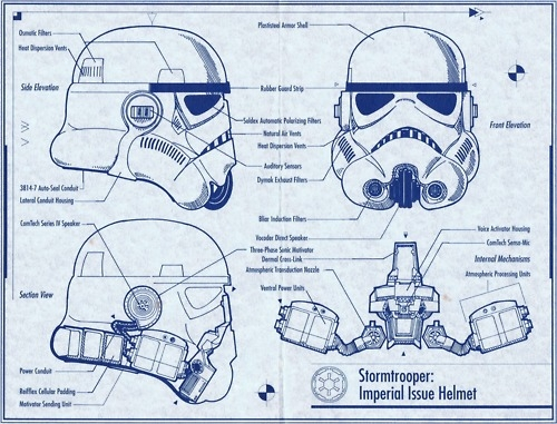 500x381 Stormtrooper Imperial Issue Helmet (Specifications) Via Star