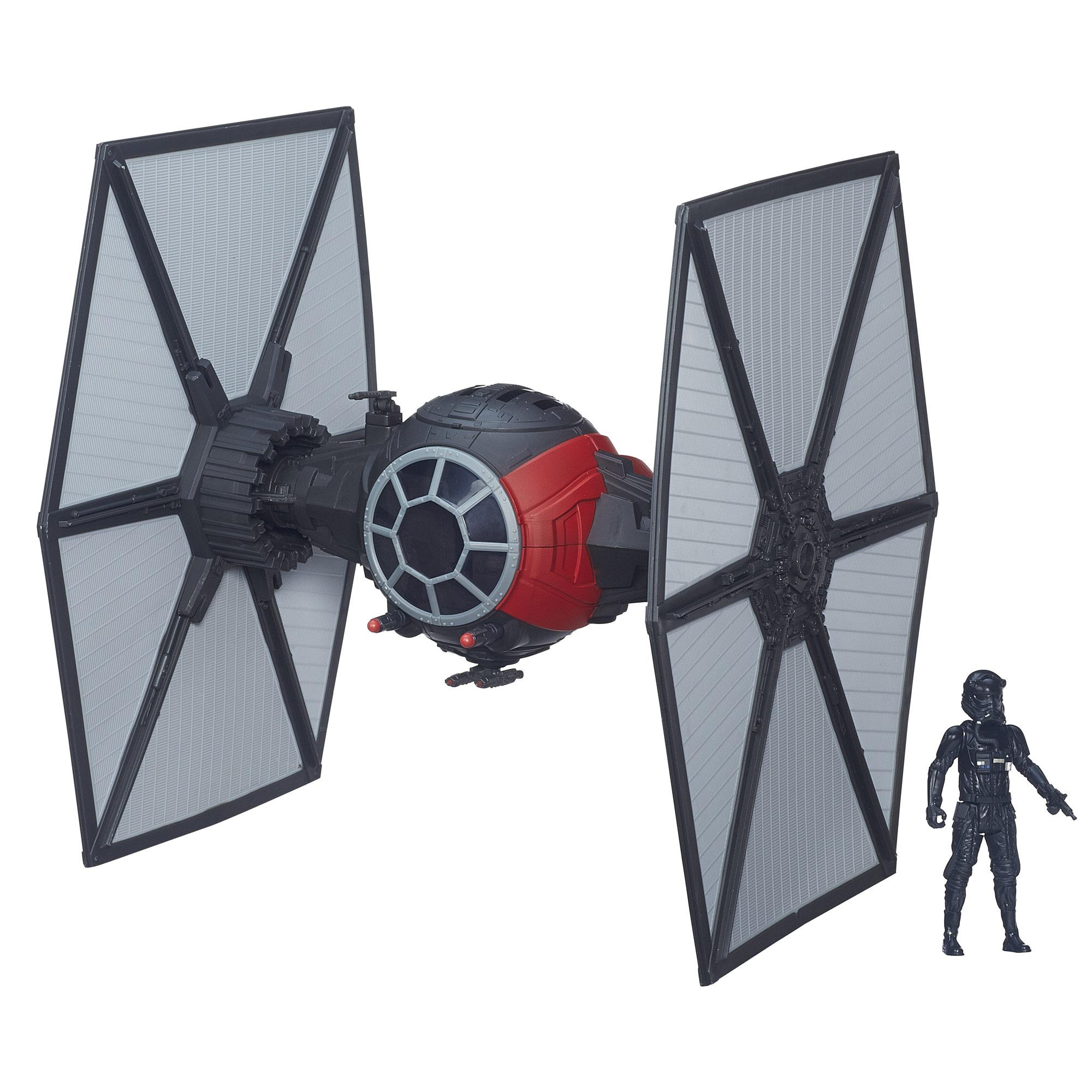 2000x2000 Star Wars The Force Awakens Special Forces Tie Fighter 00