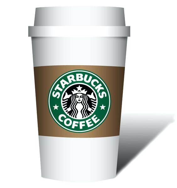 Starbucks Coffee Drawing At Getdrawings Com Free For