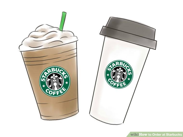 Starbucks Cup Drawing At GetDrawings