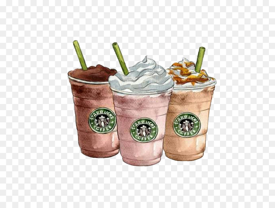 900x680 Coffee Drawing Starbucks Frappuccino Clip Art