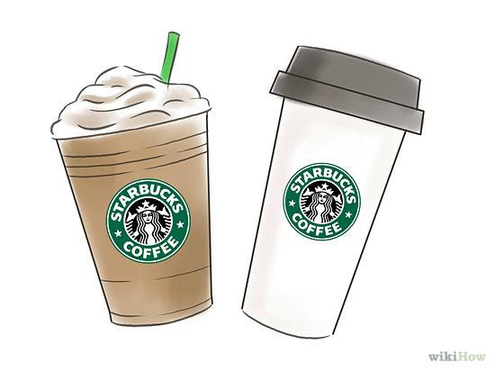 Getdrawings Image Starbucks Frappuccino Drawin