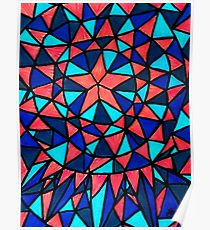 210x230 Starburst Drawing Posters Redbubble