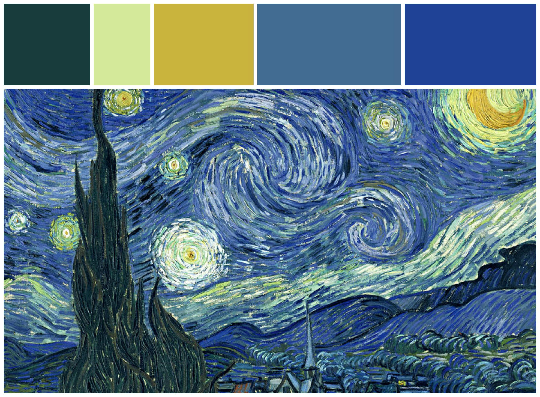 3000x2205 Vincent Van Gogh, Van Gogh, Starry Night, Sterrennacht, Art