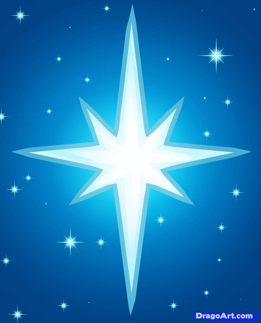 883x1092 How To Draw A Christmas Star, Step By Step, Christmas Stuff