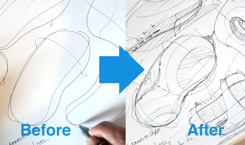 975x579 Tip 138 How To Draw Anything Better In 4 Steps With The [Random
