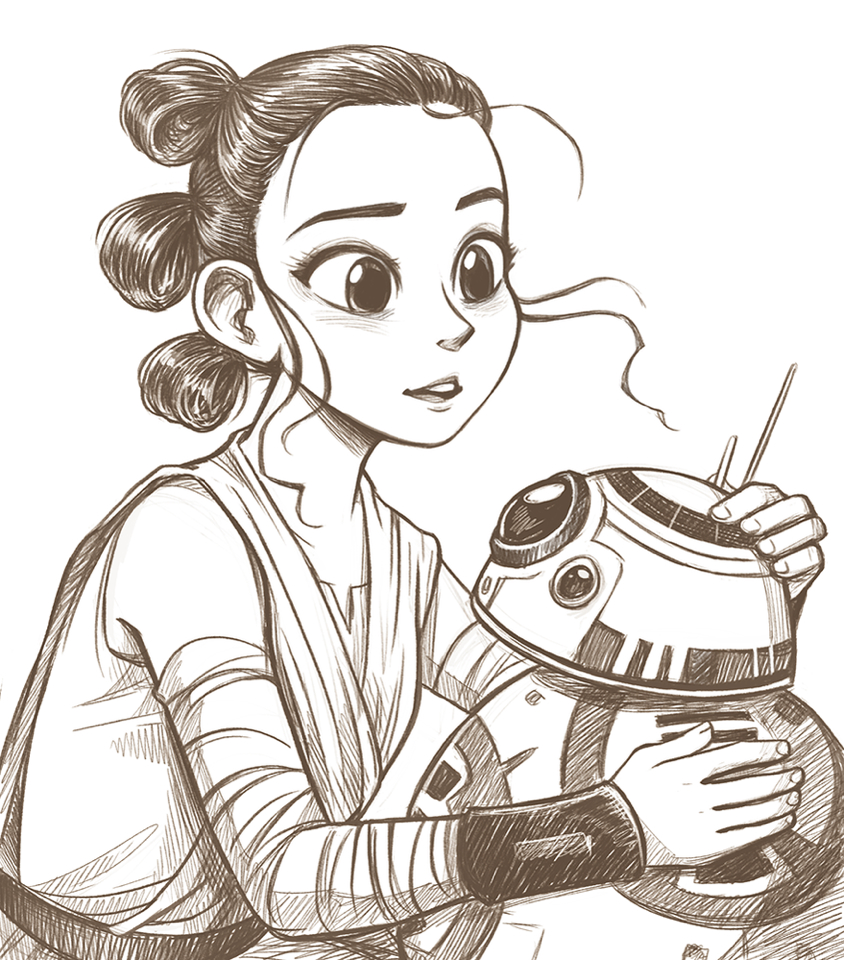 Starwars Drawing At Getdrawings Com Free For Personal Use