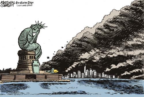 500x336 911 Lady Liberty