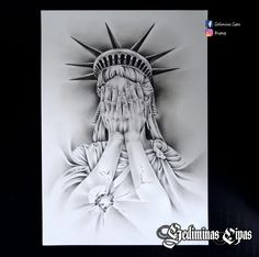 236x234 Crying Statue Of Liberty, There Is A Lot To Cry About (Lately