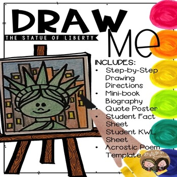 350x350 Draw Me! The Statue Of Liberty