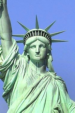 250x375 114 Best Statue Of Liberty Art Images On Statues