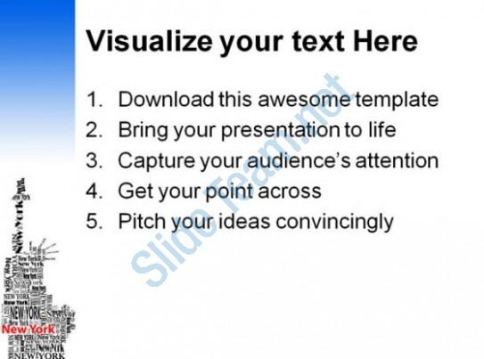 543x403 Statue Of Liberty Americana Powerpoint Templates And Powerpoint