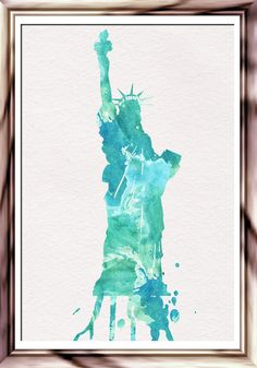 236x337 Statue Of Liberty Pattern. Use The Printable Outline For Crafts