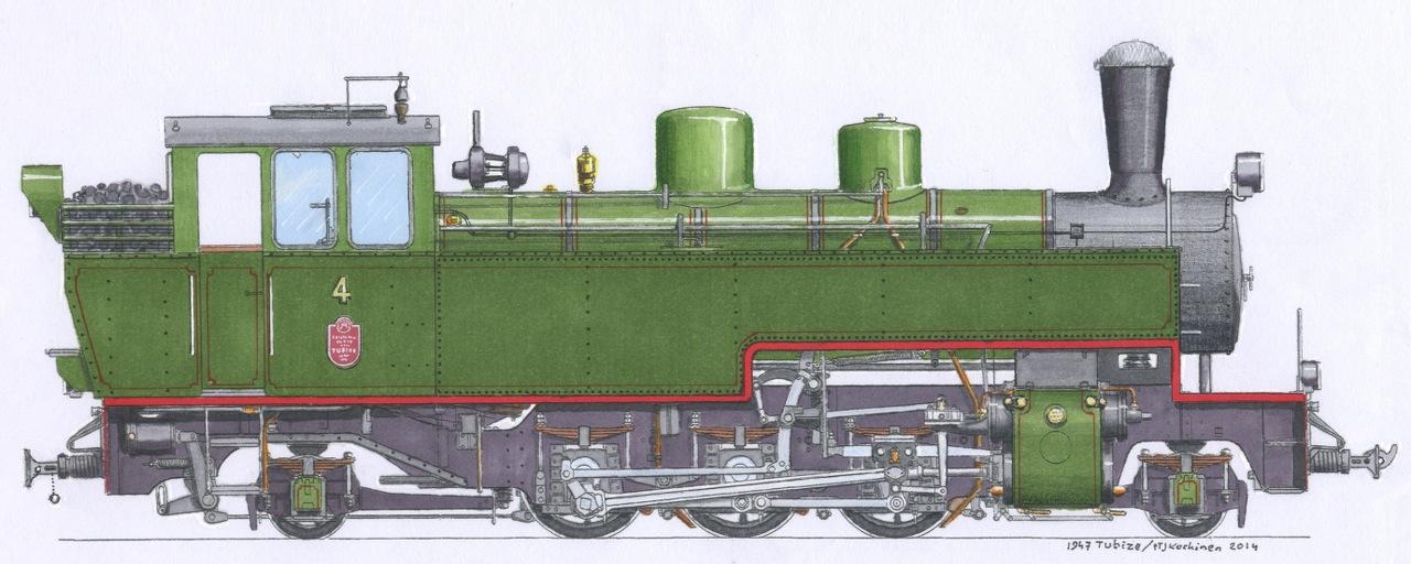 1280x512 Steam Locomotives