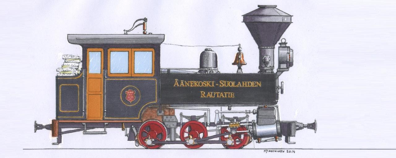 1280x512 Steam Locomotive Number 1 H.k. Porter