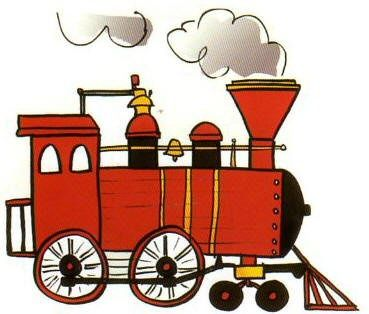 369x314 Steam Train Drawing Tutorial For Cards Trains