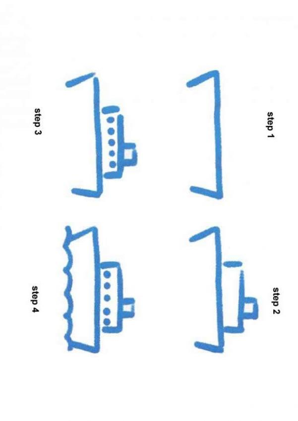 601x850 How To Draw A Steam Boat How To Draw Steam Boats