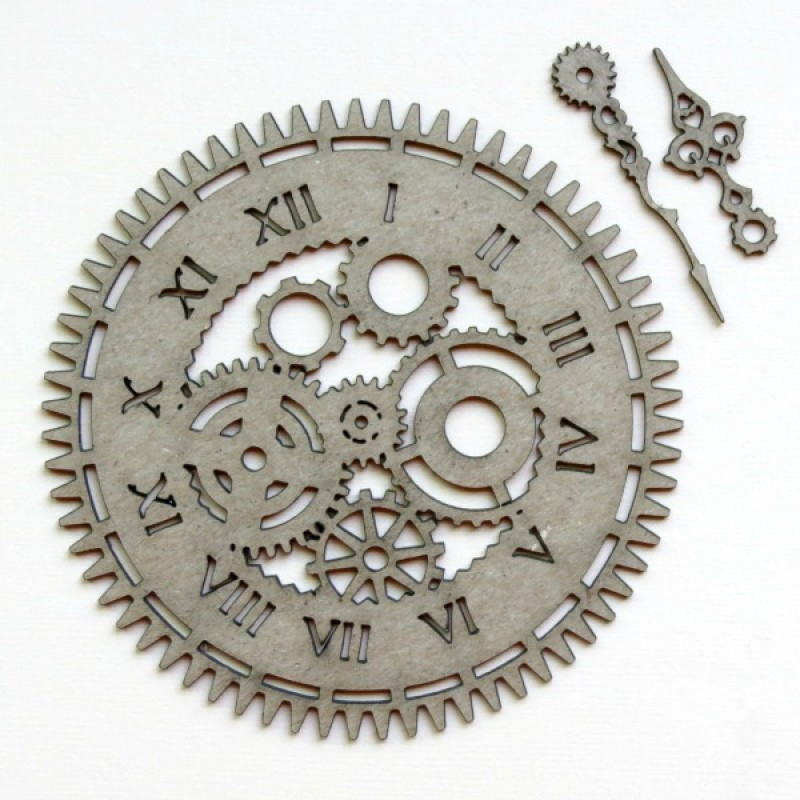 800x800 Steampunk Clock Steampunk Clock