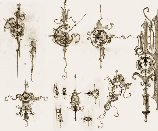 660x547 Bensozia Eric Freitas The Steampunk Clockmaker
