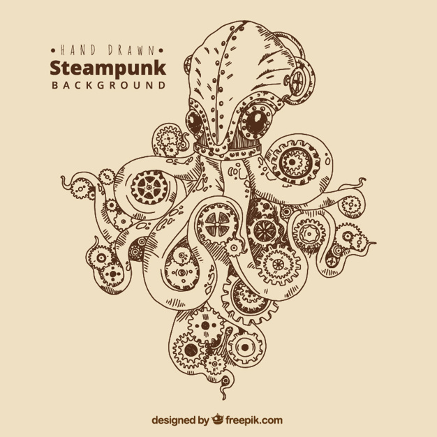 626x626 Steampunk Vectors, Photos And Psd Files Free Download