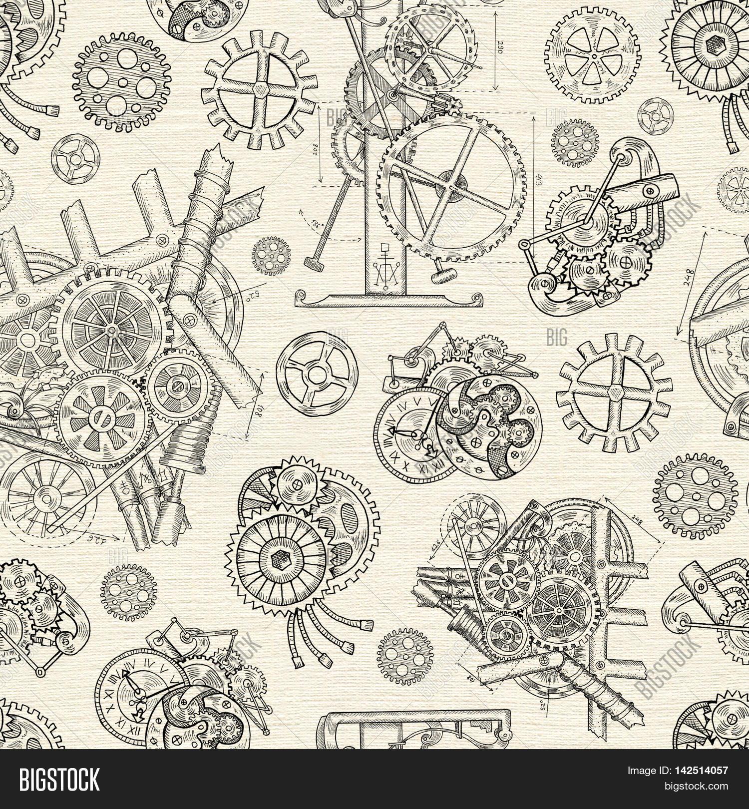 1500x1620 Seamless Textured Background Image Amp Photo Bigstock