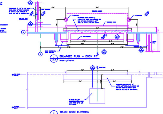 542x381 Civil Structural Design, Steel Detailing, Structural Drawings