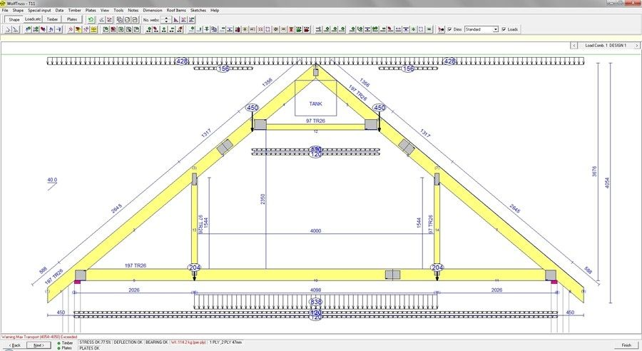 900x492 Drawing Software Drawing Architecture For Steel Structures