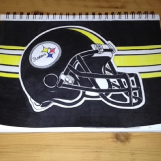 320x320 Steelers Drawings On Paigeeworld. Pictures Of Steelers