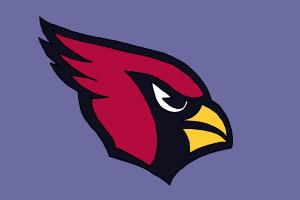 300x200 How To Draw The Arizona Cardinals Logo, Nfl Team Logo